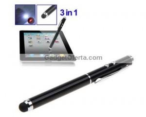 Touchscreen Stylus laser led