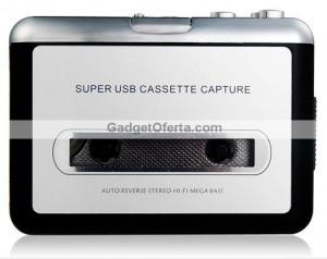 Convertidor Cassette USB a MP3