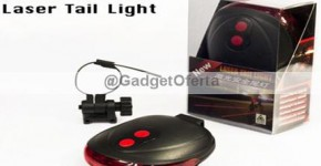 Laser Tail Light