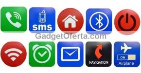 Etiquetas NFC decoradas