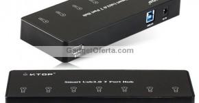 HUB USB 7 puertos 3.0