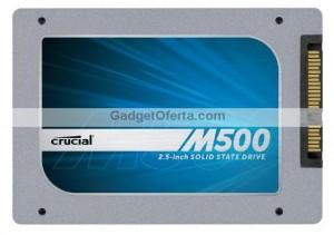 SSD Crucial 120GB