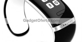 Reloj-Brazalete OLED Bluetooth
