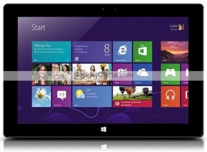 Tablet Intel Windows
