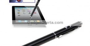 Touchscreen Stylus laser led