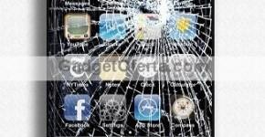 Reparación pantallas rotas