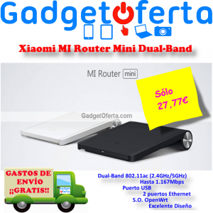 Xiaomi MI Mini Router Dual-Band