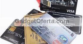 Tarjetas de crédito USB