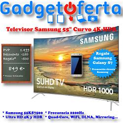 Samsung TV 4K HDR GalaxyS7