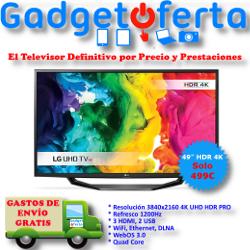 El Televisor definitivo por Precio y Prestaciones