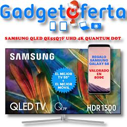 Samsung Qled 55 Galaxy S8
