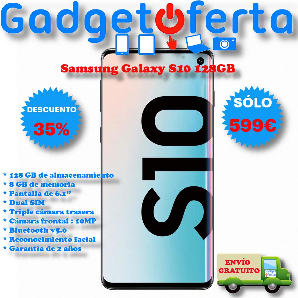 Oferta Samsung Galaxy S10 128GB