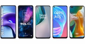 Los móviles 5G más recomendables